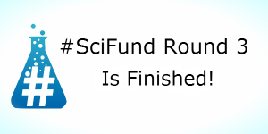 SciFund Round 3 Is Finished!