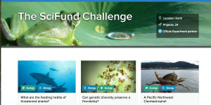 SciFund Round 4 at Experiment.com!